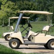 Stock Photo: Golf car
