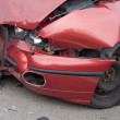Car wreck — Stock Photo #2143633