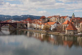 Maribor in Slovenia — Stock Photo