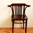 Stock Photo: Old chair