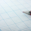 Pencil and paper — Stock Photo #1789812