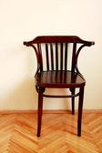 Cadeira velha — Fotografia Stock