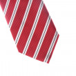 Red necktie — Stock fotografie