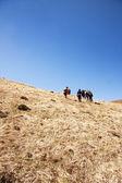 Horolezce — Stock fotografie