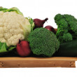 Colorful vegetables — Stock Photo #1830378