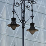 Street lamp — Stock Photo #1831136