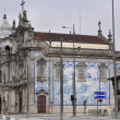 Porto churches - Stock Photo