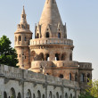 Fisherman's Bastion, Budapest - Stock Photo