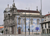 Porto churches — Stock Photo