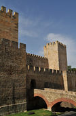 Castle of Saint George — Stock Photo