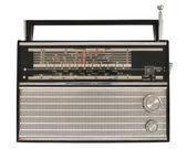Portable radio — Stock Photo