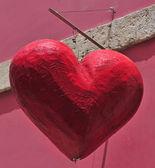 Big heart — Stock Photo