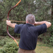Draw bow — Stock Photo #1989339