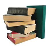 Seven books — Stock Photo
