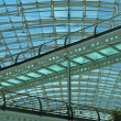 Shopping mall atrium - Stockfoto
