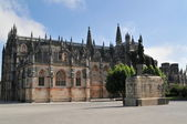 The Monastery of Batalha — Stock Photo