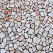 Marble pavement — Stock Photo