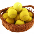 Tennis balls — Stock Photo #2142466
