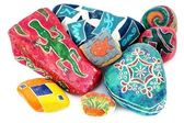 Painted stones — Stock Photo
