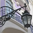 Street lamp at Lisbon — Stock Photo