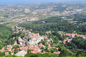 Aerial view of Sintra — Stock Photo