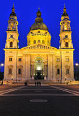 Budapest church — Stock Photo