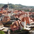 Krumlov - european town  - Czechia - Photo
