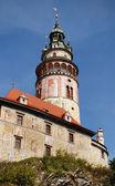 View of Cesky Krumlov. Czech republic — Stock Photo