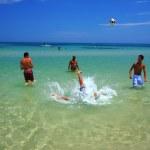 zomer op het strand — Stockfoto #1784116