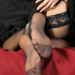 Sexy feet — Stock Photo #1786064