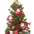 Christmas decoration assortment — Stock Photo #1799614