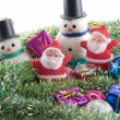 Christmas decoration assortment — Stock Photo #1799637