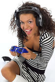 Jelena gamepad — Stock Photo