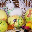 easter eggs — Stock Photo #2556580