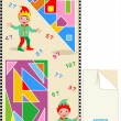 Count rectangles and triangles visual pu - 