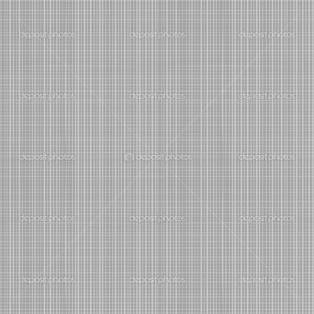 Seamless (you see 4 tiles) gray colors canvas fabric pattern. Flat colors used, horizontal and vertical threads are accurately matched on their ends.  Stock Vector #1917271
