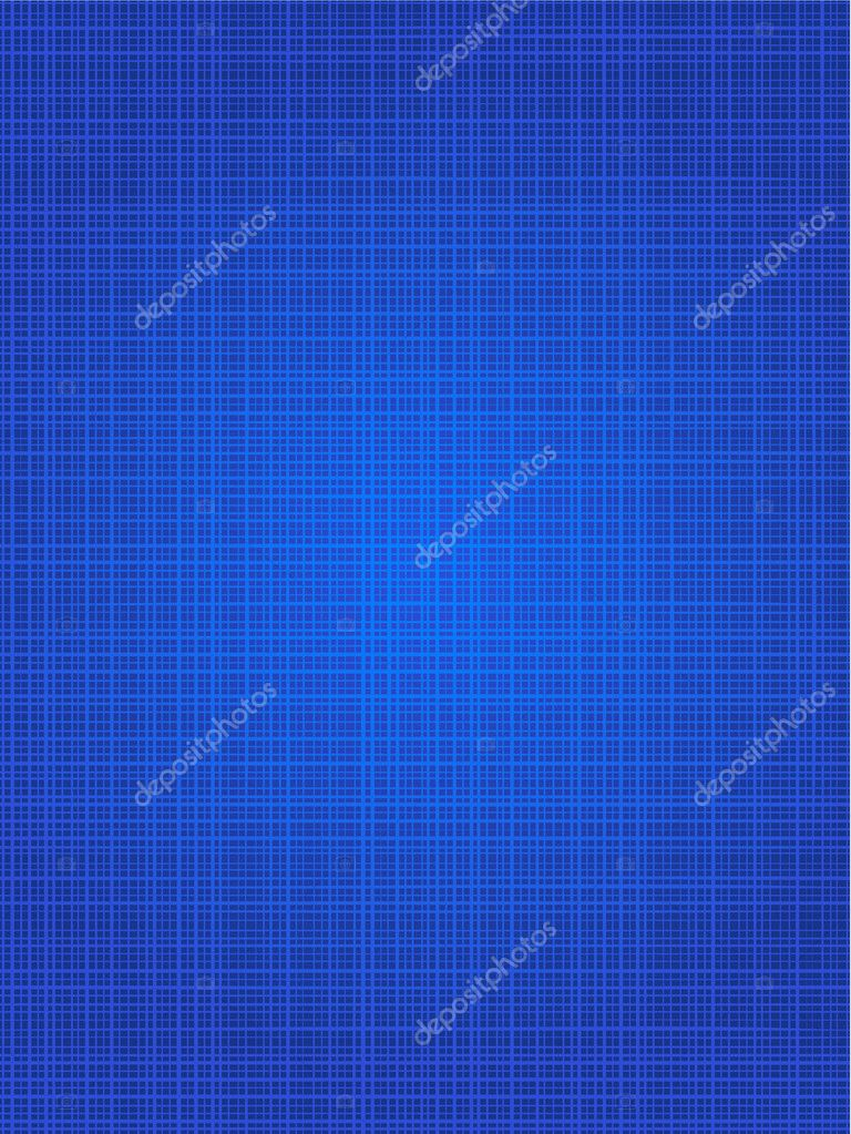 Blue colors vertical background with fabric texture — Stock Vector #1917471