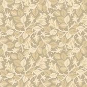Rozen in bloei naadloze bloemmotief — Stockvector