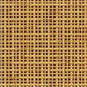 Seamless (repeatable) rattan pattern — Stockvector