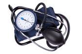 Manual blood pressure medical tool — Stock Photo