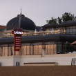 Stock Photo: Casino sur lplage