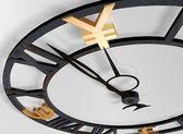 Business clock — Stok fotoğraf