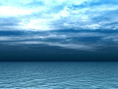 Marine waves — Stock Photo