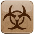 Stock Photo: BioHazard