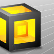 Royalty-Free Stock Photo: Cubes