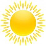 Sun — Stock Photo #2542442
