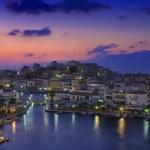 Agios Nikolaos — Stock Photo