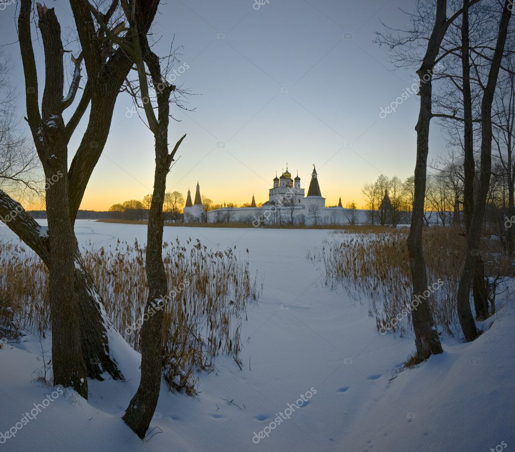 俄罗斯风景— 照片作者