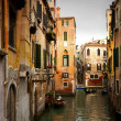Royalty-Free Stock Photo: Venetian Canal.