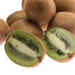 Stock Photo: Fresh kiwi